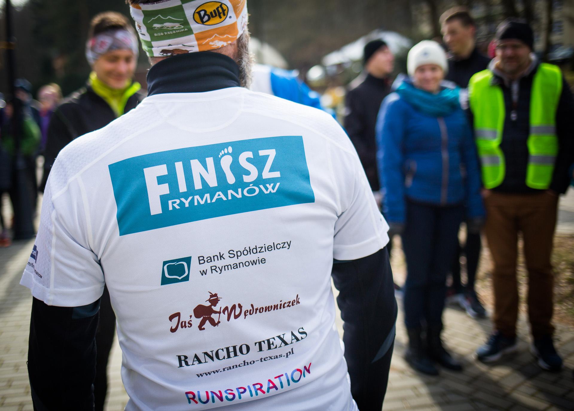 FINISZ Rymanów - klub biegowy z podkarpacia